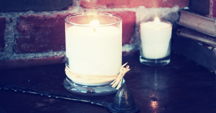 soy candle and body wax all natural
