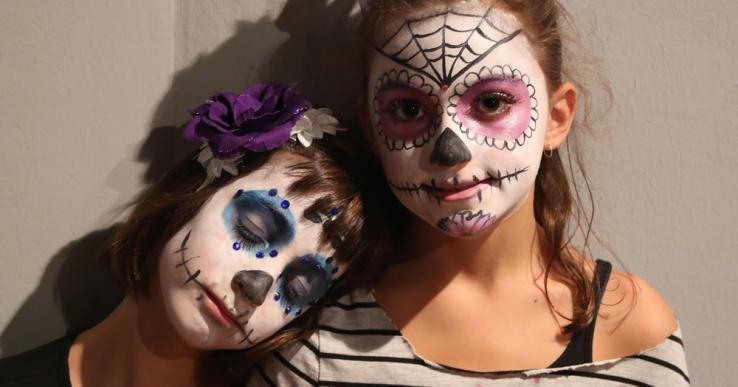 all natural halloween makeup removal