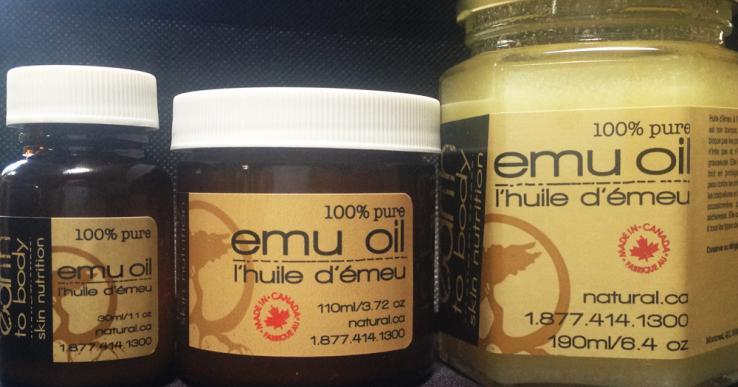 Emu Oil: Unrefined