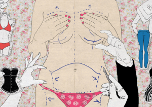 modern day female body ideal