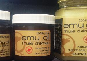 Emu Oil: Unrefined
