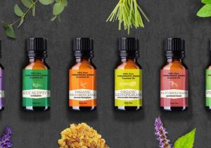 therapeutic grade essential oils healing benefits
