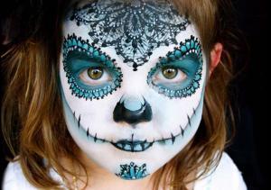 natural face paint