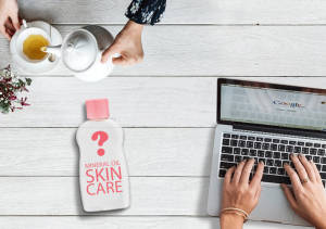 mineral oil petroleum side effects harmful dangerous skin care
