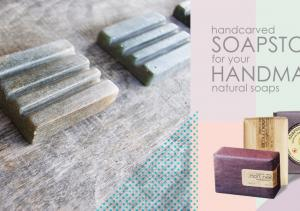all natural soap stone soap shampoo