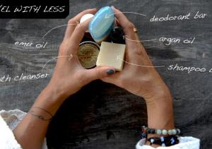 all natural skin care travel kit