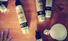 all natural facial toner rosewater orange alcohol-free